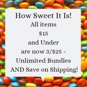 Please Share This! Other - 3/$25 Bundles & Free Shipping for Orders Over $50